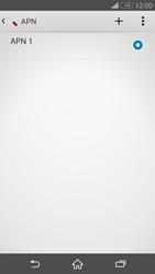 Configura el Internet - Sony Xperia Z3 D6603 - Passo 8