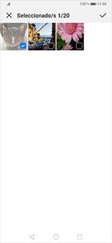 Cómo enviar un correo electrónico - Huawei P30 Pro - Passo 15