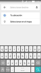 Uso de la navegación GPS - Huawei Y3 II - Passo 14