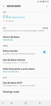 Configura el Internet - Samsung Galaxy Note 8 - Passo 6