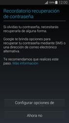 Crea una cuenta - Samsung Galaxy Alpha - G850 - Passo 11