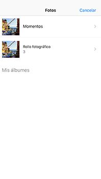 Envía fotos, videos y audio por mensaje de texto - Apple iPhone 7 Plus - Passo 11