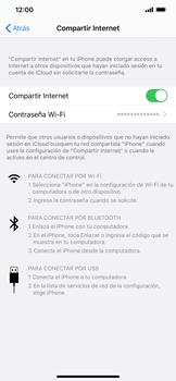 Configura el hotspot móvil - Apple iPhone 11 - Passo 8