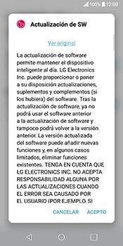 Actualiza el software del equipo - LG Q6 - Passo 8
