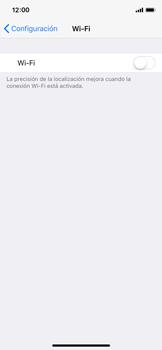 Configura el WiFi - Apple iPhone X - Passo 4