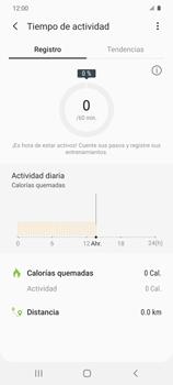 Cómo funciona el Samsung Health - Samsung Galaxy S20 - Passo 13