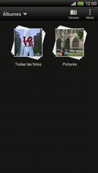 Transferir fotos vía Bluetooth - HTC ONE X  Endeavor - Passo 4
