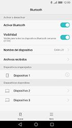 Conecta con otro dispositivo Bluetooth - Huawei Cam Y6 II - Passo 7