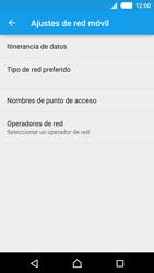 Configura el Internet - Sony Xperia M4 Aqua E2303 - Passo 8