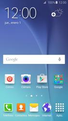 Configura el hotspot móvil - Samsung Galaxy S6 - G920 - Passo 1