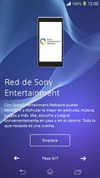 Activa el equipo - Sony Xperia M2 Aqua D2303 - Passo 9