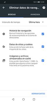 Limpieza de explorador - Huawei Mate 20 Lite - Passo 9