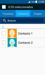 Envía fotos, videos y audio por mensaje de texto - Samsung Galaxy Core Prime - G360 - Passo 5
