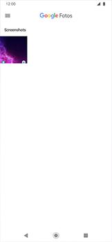Tomar una captura de pantalla - Motorola One Zoom - Passo 9