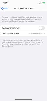 Comparte la conexión de datos con una PC - Apple iPhone XS - Passo 6