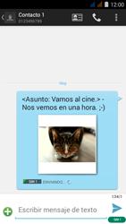 Envía fotos, videos y audio por mensaje de texto - Acer Liquid Z410 - Passo 18
