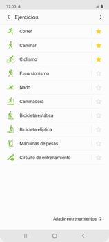 Cómo funciona el Samsung Health - Samsung Galaxy A51 - Passo 15