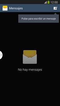 Envía fotos, videos y audio por mensaje de texto - Samsung Galaxy Note Neo III - N7505 - Passo 3