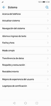 Actualiza el software del equipo - Huawei P20 Pro - Passo 5