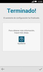 Activa el equipo - Alcatel Pop S3 - OT 5050 - Passo 10