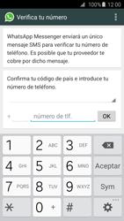 Configuración de Whatsapp - Samsung Galaxy S6 - G920 - Passo 9