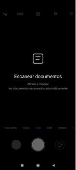 Modo profesional - Xiaomi Redmi Note 9 Pro - Passo 5