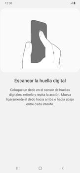 Habilitar seguridad de huella digital - Samsung Galaxy A30 - Passo 11