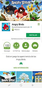 Instala las aplicaciones - Samsung Galaxy S8 - Passo 17