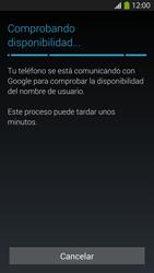 Crea una cuenta - Samsung Galaxy S4  GT - I9500 - Passo 8