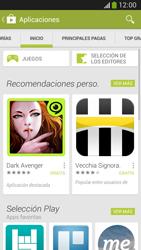 Instala las aplicaciones - Samsung Galaxy Zoom S4 - C105 - Passo 5