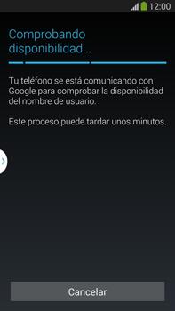 Crea una cuenta - Samsung Galaxy Note Neo III - N7505 - Passo 8