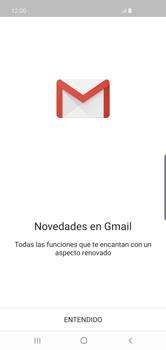 Configura tu correo electrónico - Samsung S10+ - Passo 6