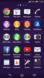 Configura el Internet - Sony Xperia Z3 D6603 - Passo 18