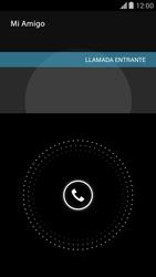 Contesta, rechaza o silencia una llamada - Motorola Moto X (2a Gen) - Passo 3