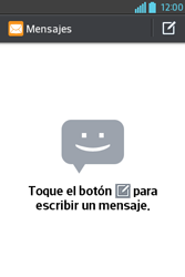 Envía fotos, videos y audio por mensaje de texto - LG L4 II - Passo 3