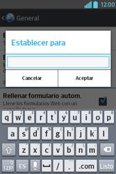 Configura el Internet - LG L4 II - Passo 26