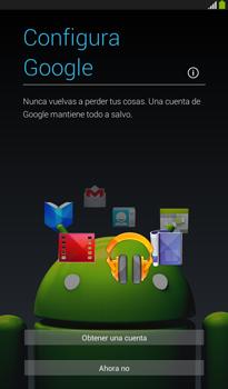 Activa el equipo - Samsung Galaxy Tab 3 7.0 - Passo 11