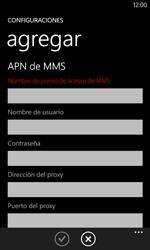 Configura el Internet - Nokia Lumia 620 - Passo 14