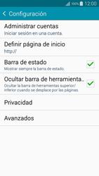 Configura el Internet - Samsung Galaxy A3 - A300M - Passo 26