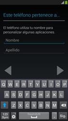 Activa el equipo - Samsung Galaxy S4 Mini - Passo 17