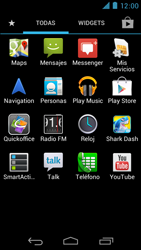 Crea una cuenta - Motorola RAZR D3 XT919 - Passo 2