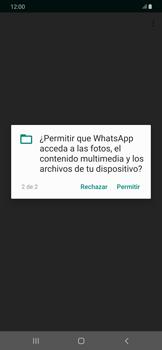 Configuración de Whatsapp - Samsung Galaxy A50 - Passo 9