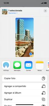 Opciones de la cámara - Apple iPhone 11 Pro - Passo 13