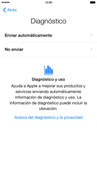 Activa el equipo - Apple iPhone 6 Plus - Passo 23