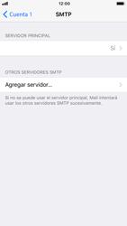 Configura tu correo electrónico - Apple iPhone 8 - Passo 21