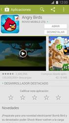 Instala las aplicaciones - Samsung Galaxy S5 - G900F - Passo 19