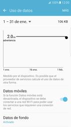 Desactiva tu conexión de datos - Samsung Galaxy S7 Edge - G935 - Passo 4