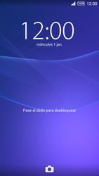 Bloqueo de la pantalla - Sony Xperia Z2 D6503 - Passo 4