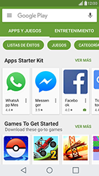 Instala las aplicaciones - LG G5 - Passo 6