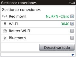 Configura el hotspot móvil - BlackBerry Curve 9320 - Passo 3